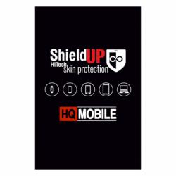 Folie protectie Armor Pentru Sharp C10, Case Friendly, ShieldUp HQMobile, Transparent
