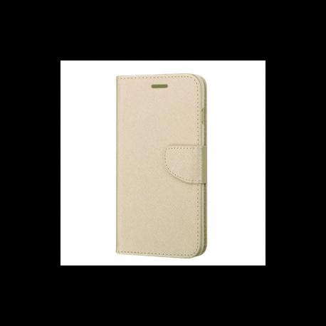 Husa SAMSUNG Galaxy A40 - Fancy Book (Auriu)