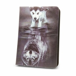 "Husa Tableta Universala 7 - 8"" - (Little Wolf)"