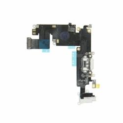 Banda Flex Pentru APPLE iPhone 6 Plus Cu Conector De Incarcare + Mufa Pentru Casti (Alb)