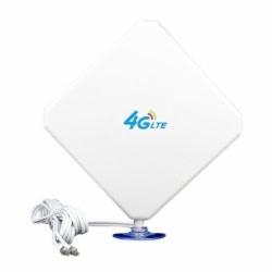 Antena Magnetica 016 LTE 4G 25dBi 2 x CRC9 3m