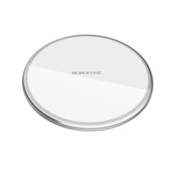 Incarcator Universal Wireless (Argintiu) Borofone BQ3