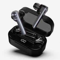 Casti Stereo Bluetooth (Negru) UiiSii TWS808