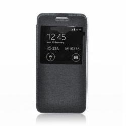 Husa MICROSOFT Lumia 630 \ 635 - S-View (Negru)
