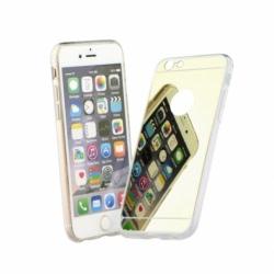 Husa APPLE iPhone 4\4S - Mirro (Auriu)