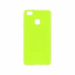 Husa SAMSUNG Galaxy J3 2016 - Jelly Flash (Lime)