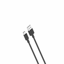 Cablu Date & Incarcare MicroUSB (Negru) 1m XO NB156