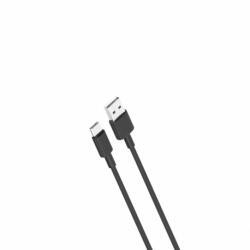 Cablu Date & Incarcare Tip C (Negru) 1m XO NB156