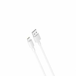 Cablu Date & Incarcare Tip C (Alb) 1m XO NB156