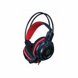 Casti de gaming cu microfon, stereo cu 2x Mufa Jack 3.5mm (Negru) Rebeltec Baldur