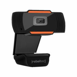 Camera Web Live HD (Negru) Rebeltec