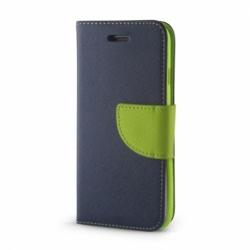 Husa APPLE iPhone 6\6S - Fancy Book (Bleumarin)