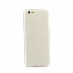 Husa APPLE iPhone 6\6S - Jelly Brush (Alb)