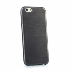 Husa APPLE iPhone 6\6S - Jelly Brush (Negru)