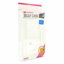 Husa APPLE iPhone 7 / 8 - Jelly Mercury (Transparent)