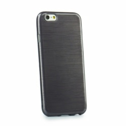 Husa APPLE iPhone 7 / 8 - Jelly Brush (Negru)