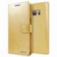 Husa SAMSUNG Galaxy S7 Edge - Bluemoon Diary (Auriu)