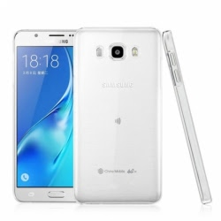 Husa SAMSUNG Galaxy J7 2016 -  Ultra Slim (Transparent)
