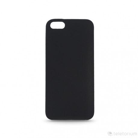 Husa SAMSUNG Galaxy S7 Edge - Rubber (Negru)