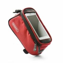 "Suport Telefon Bicicleta Universal (5"") (Rosu)"