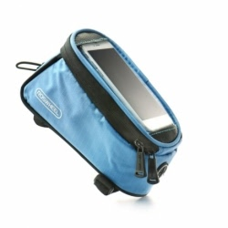 "Suport Telefon Bicicleta Universal (5"") (Albastru)"