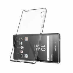 Husa SONY Xperia E5 -  Ultra Slim (Transparent)