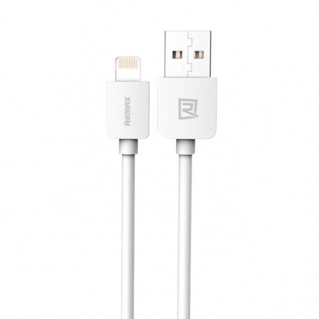 Cablu Date & Incarcare APPLE Lightning Fast Charge - 2 Metri (Alb) REMAX RC-006I