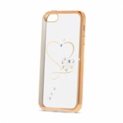 Husa APPLE iPhone 7 / 8 -  Beeyo Heart (Auriu)