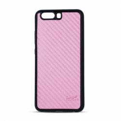 Husa APPLE iPhone 6\6S -  Beeyo Carbon (Roz)
