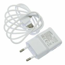 Incarcator Original 1.55A SAMSUNG EP-TA50EWE + Cablu Tip C (Alb)