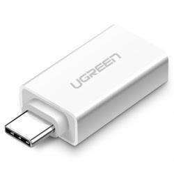 Adaptor OTG USB 3.2 - Tip C (Alb) Upgreen 30155