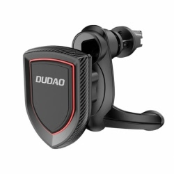 Suport Auto Universal Ventilatie Magnetic (Negru) Dudao F6PRO