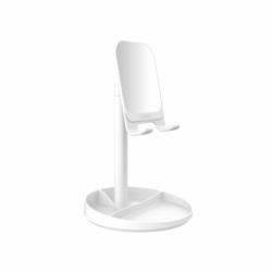 Suport Telefon Pentru Birou (Argintiu) XO C42