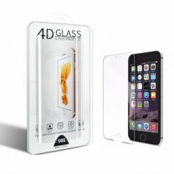 Folie de Sticla 4D APPLE iPhone 7 Plus \ 8 Plus (Transparent)
