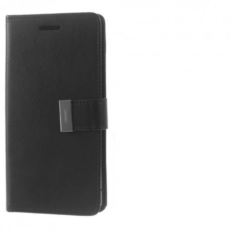 Husa Pentru SAMSUNG Galaxy S7 - Rich Diary (Negru)