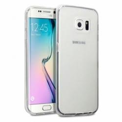 Set SAMSUNG Galaxy S7 - Husa Ultra Slim (Transparent) + Folie de Sticla Forever