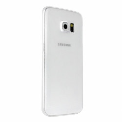 Set SAMSUNG Galaxy S6 Edge Plus - Husa Ultra Slim (Transparent) + Folie regenerabila Silicon Armor, TSS HQmobile