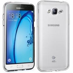 Set SAMSUNG Galaxy S3 2016 - Husa Ultra Slim (Transparent) + Folie regenerabila Silicon Armor, TSS HQMobile