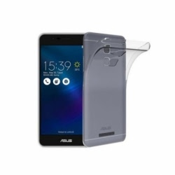 Set ASUS ZenFone 3 Max ZC520TL - Husa Ultra Slim (Transparent) + Folie de Sticla Smart Glass
