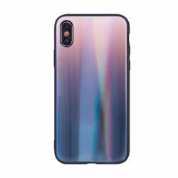 Husa SAMSUNG Galaxy A12 - Ombre Glass (Maro)