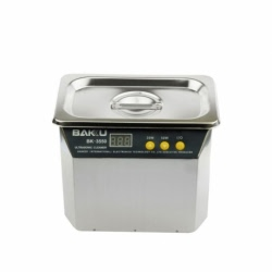 Ultrasonic Cleaner 35W - 50W BK-3550 Digital