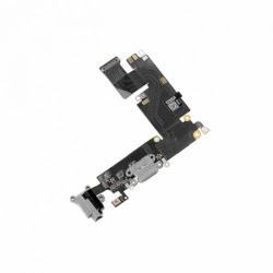 Banda cu Conector Alimentare \ Date Audio si Microfon APPLE iPhone 6 (Argintiu)