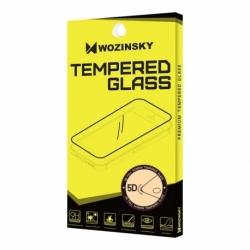 Folie de Sticla 5D APPLE iPhone 7 Plus / 8 Plus Full Face (Negru) Wozinsky