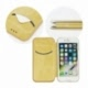 Husa SAMSUNG Galaxy S7 Edge - Forcell Elegance Premium (Auriu)