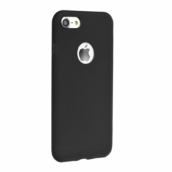 Husa APPLE iPhone 6\6S - Forcell Soft (Negru)