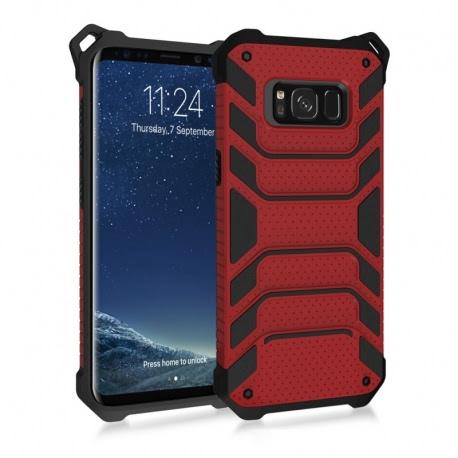 Husa SAMSUNG Galaxy S8 - Spider Armor (Rosu)