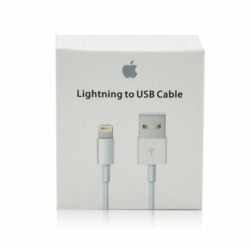 Cablu Original APPLE Lightning MD818ZM/A Blister