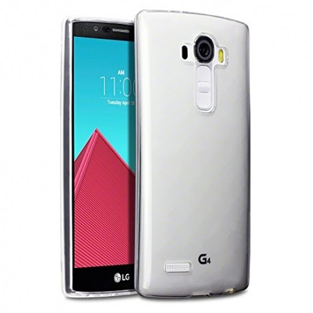 19d2c07c77a Husa LG G4 Stylus - Ultra Slim (Transparent) - HQMobile.ro