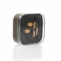 Casti Telefon Metal (Auriu) Box