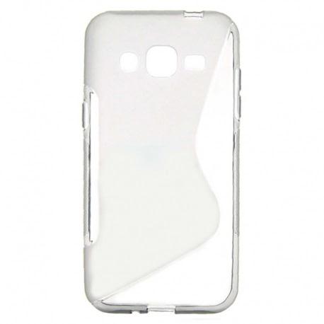 Husa LG Nexus 5X - S-Line (Transparent)